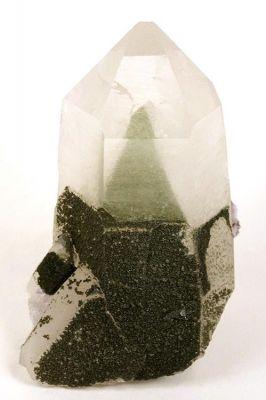 Quartz, Chlorite Group, Fluorite