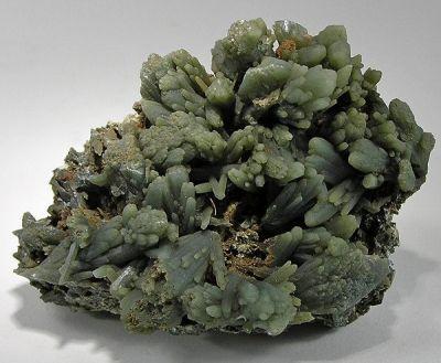 Quartz, Hedenbergite