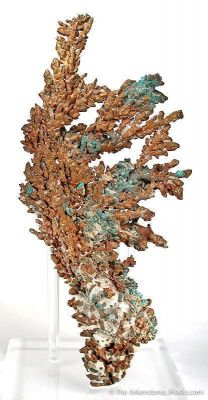 Copper With Baryte