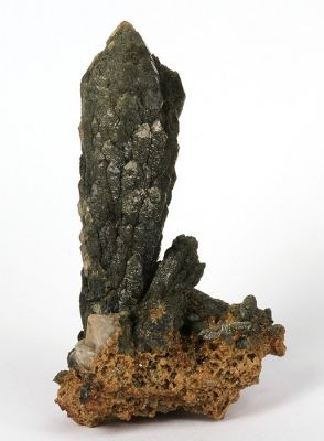 Quartz, Hedenbergite, Grossular