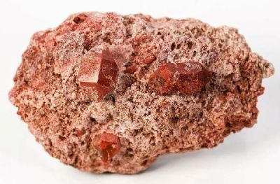 Quartz, Gypsum