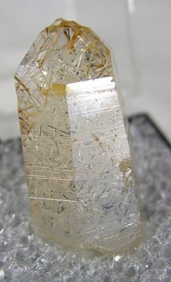 Quartz, Stibnite, Stibiconite