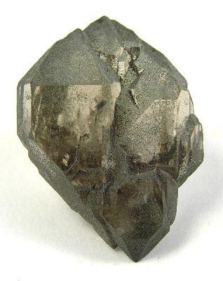 Quartz (Var: Smoky Quartz), Chlorite Group
