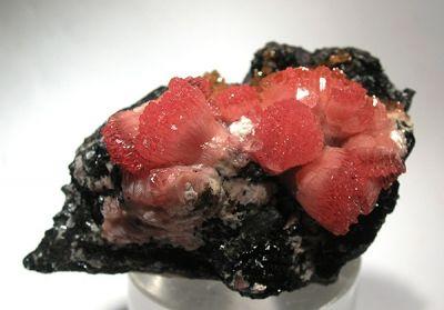 Rhodochrosite, Manganite