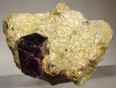 Rutile, Pyrophyllite