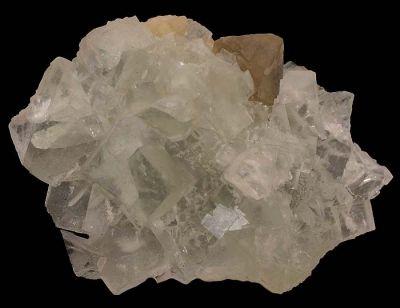 Scheelite, Fluorite