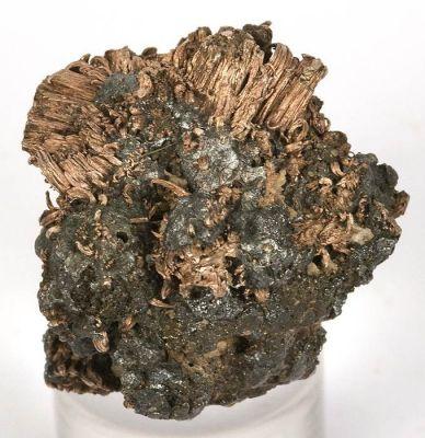 Silver, Chlorargyrite, Acanthite
