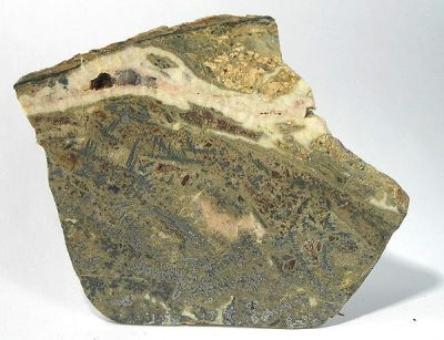 Silver, Ankerite, Siderite, Hemimorphite