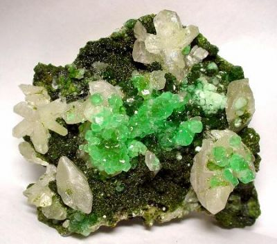 Smithsonite, Cerussite