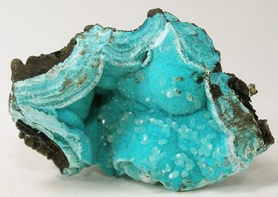 Smithsonite, Aurichalcite