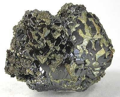 Sphalerite, Chalcopyrite