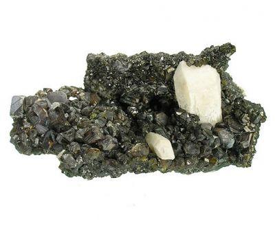Sphalerite, Quartz, Galena