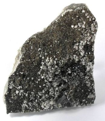 Sphalerite, Calcite, Chalcopyrite, Dolomite