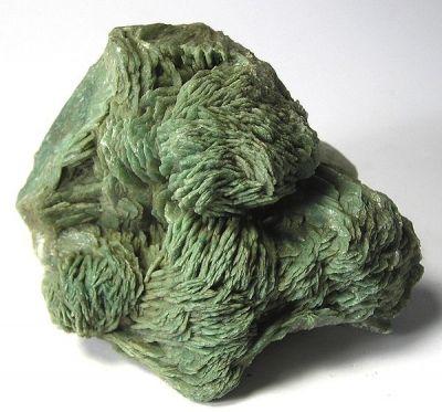 Stilbite-Ca, Celadonite