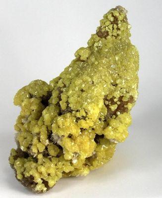 Sulfur, Baryte