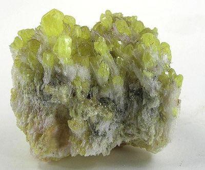 Sulfur, Gypsum