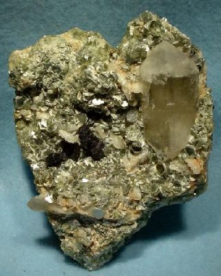 Tantalite, Quartz, Lepidolite