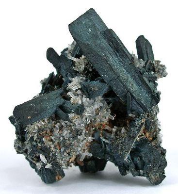 Tennantite, Azurite