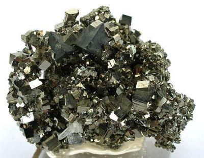 Tetrahedrite, Pyrite