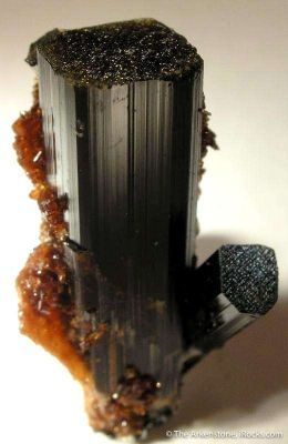 Vesuvianite With Garnet