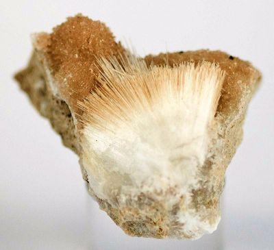 Ulexite, Calcite