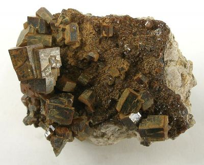 Vanadinite, Descloizite