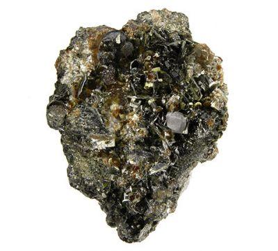 Vesuvianite, Clinochlore