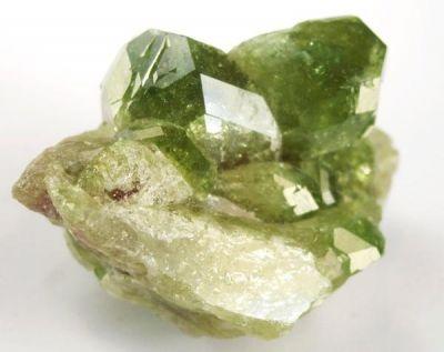 Vesuvianite (Var: Chrome-Vesuvianite)
