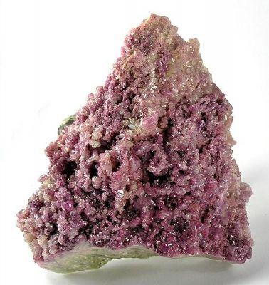 Vesuvianite (Var: Manganoan Vesuvianite)
