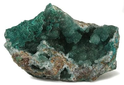 Willemite, Malachite