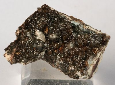 Willemite, Cerussite