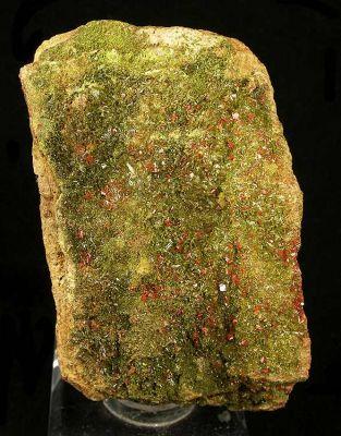 Wulfenite, Pyromorphite