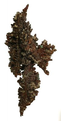 Copper (Spinel-Twinned)