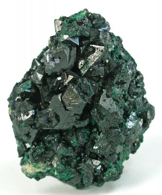 Atacamite (Unusual Crystal Habit)