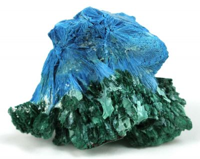 Shattuckite (Rare Crystals Ps. After Malachite)