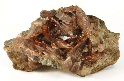 Ferroaxinite