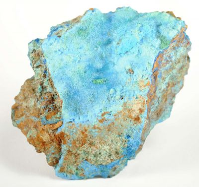 Papagoite With Ajoite (Type Locality)
