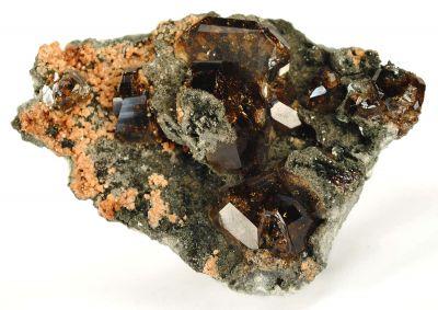 Vesuvianite (From Type Locality)