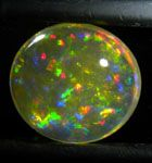 Fire Opal (With Contra Luz Color Flash)
