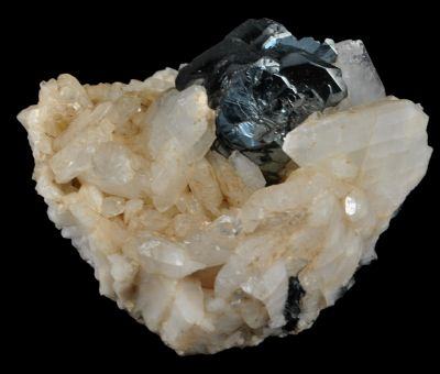 Albite With Hematite