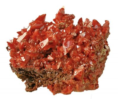 Crocoite (Rare Crystal Habit)