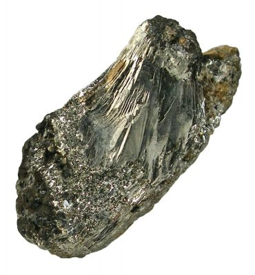 Rickardite With Native Tellurium