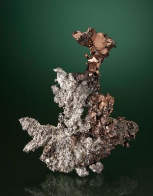 Silver With Copper Halfbreed