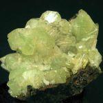 Cuprian Adamite (Fluor)