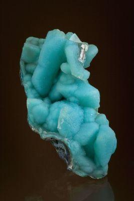 Quartz Ps. Chrysocolla Ps. Azurite