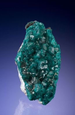 Dioptase Ex. Kegel Collection