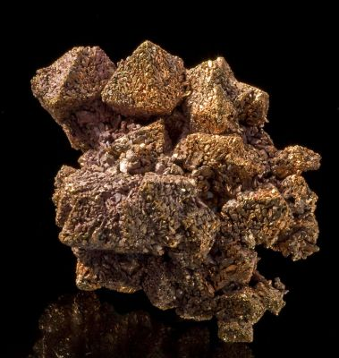 Copper Pseudomorph After Cuprite