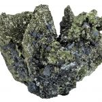 Pyrite After Pyrrhotite