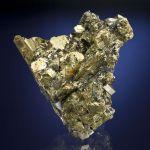 Chalcopyrite, Pyrite & Tetrahedrite