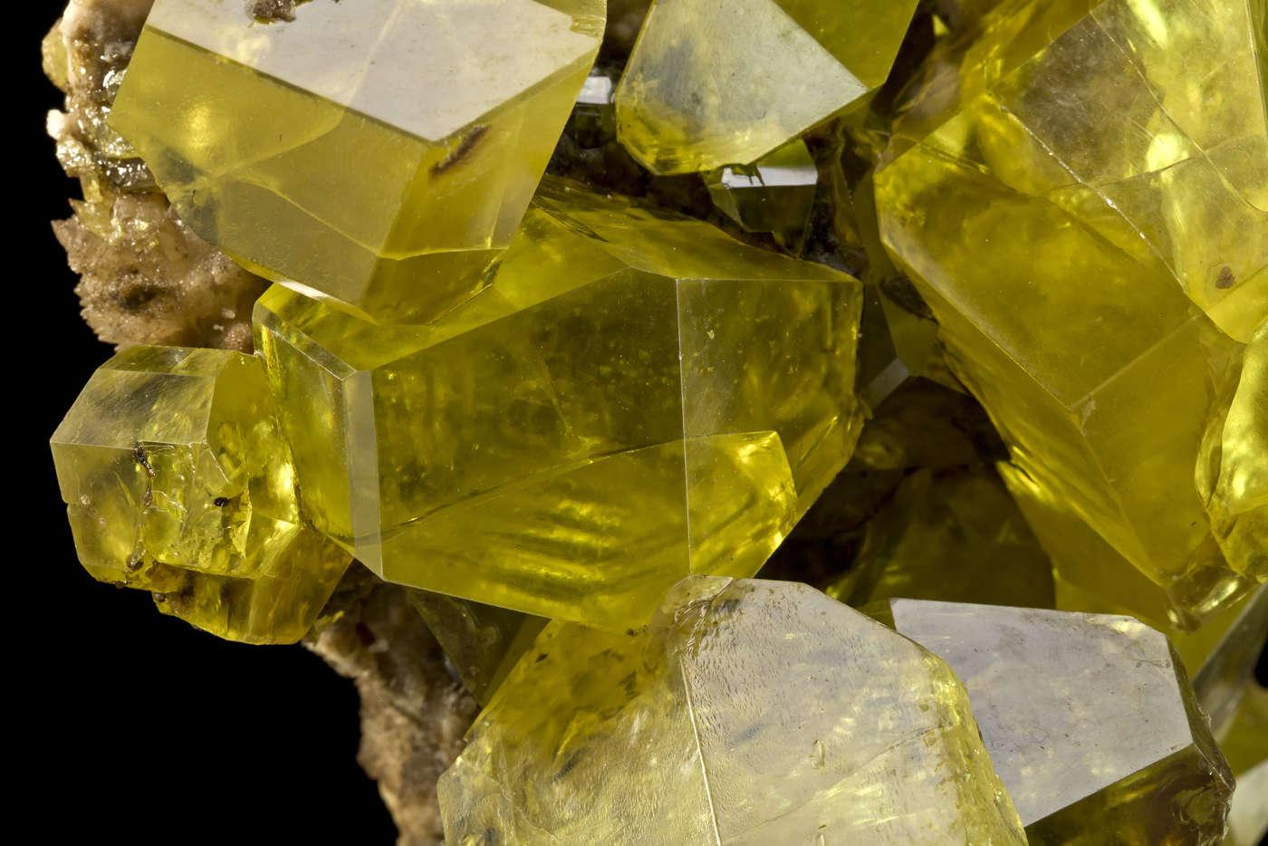 "Sulfur 2 1/2"" x 2 1/2"" - 3 1/2"" x 2"" - Celestial Earth ... |Sulfur Mineral"